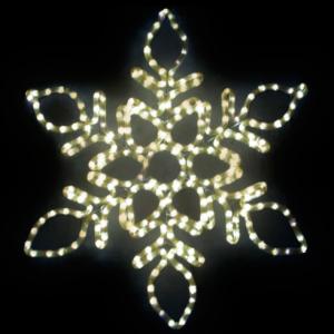 Iluminación Navideña Copo de nieve 3 300x300 Catálogo de Iluminación